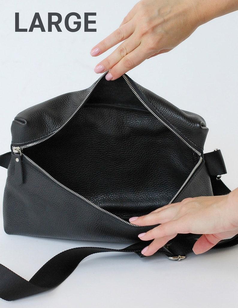 Fanny pack mens leather bag crossbody purse bag cross body bag leather crossbody fanny pack mens bag leather fanny pack