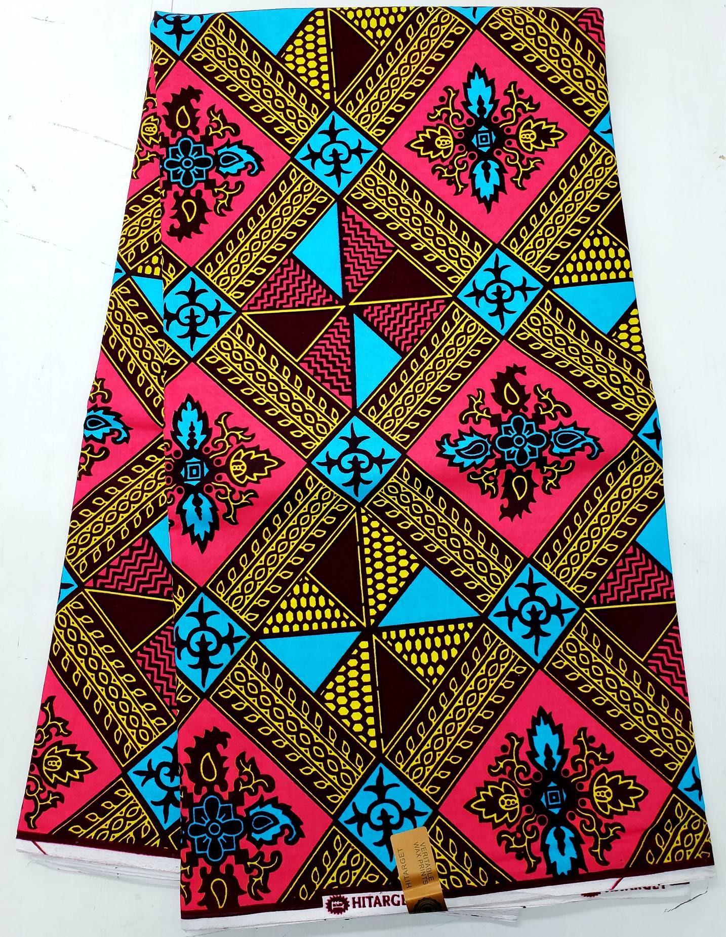 High demand & High Quality African Wax Print Design,Ankara Print, Kitenge  Wax Print, Ankara Wrapper,Sell by 6 yards, 100% Cotton,For Dresses