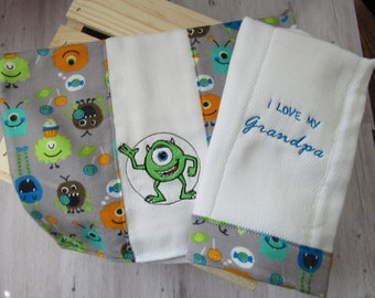 Monsters Inc Baby Shower Decorations  from i.etsystatic.com