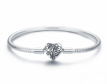 10c70511647a1 Pandora snake charm | Etsy