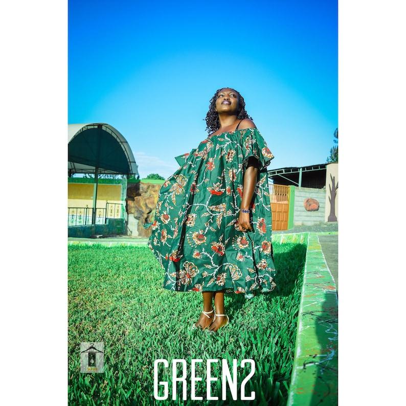 One Size Dress TopAfrican Print Dress TopFree Size Dress TopPlus Size Dress Top