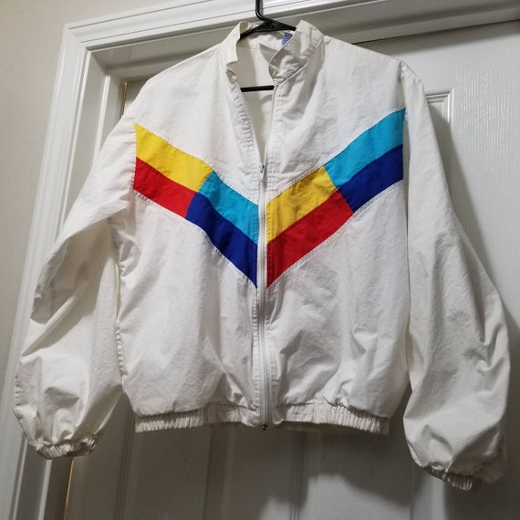 Vintage RHM Dock Wear Light-Weight Rainbow Beach J