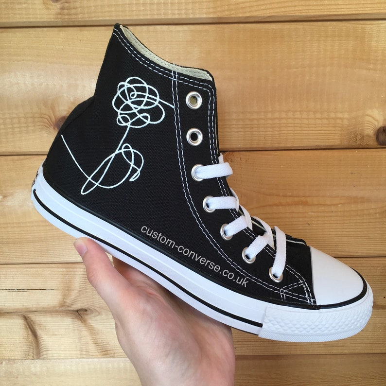 BTS Love Yourself Flower | I want in 2019 | Converse shoes