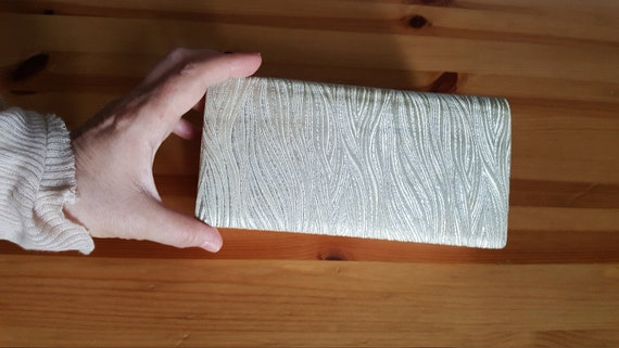 clutch bag from the '50s
