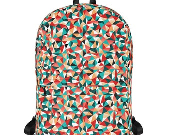 c48b6eab014f Colored floral summer woman amazing Backpack