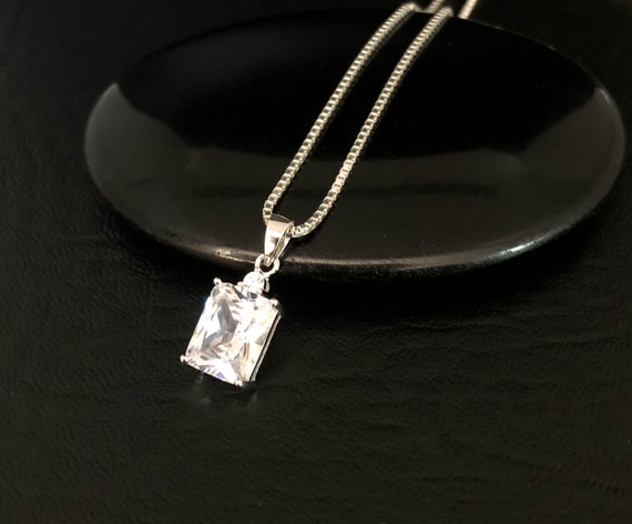 Jewels Obsession Saying Necklace Rhodium-plated 925 Silver I am Yours Saying Pendant with 18 Necklace