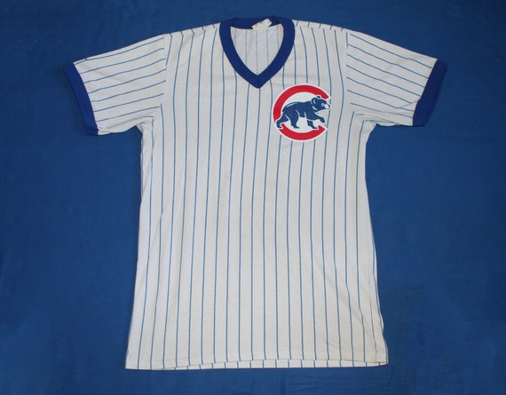 80s Majestic Chicago Cubs jersey Baseball jersey M