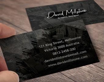 Creative Business Card Modele De Carte Visite Custom Appelant