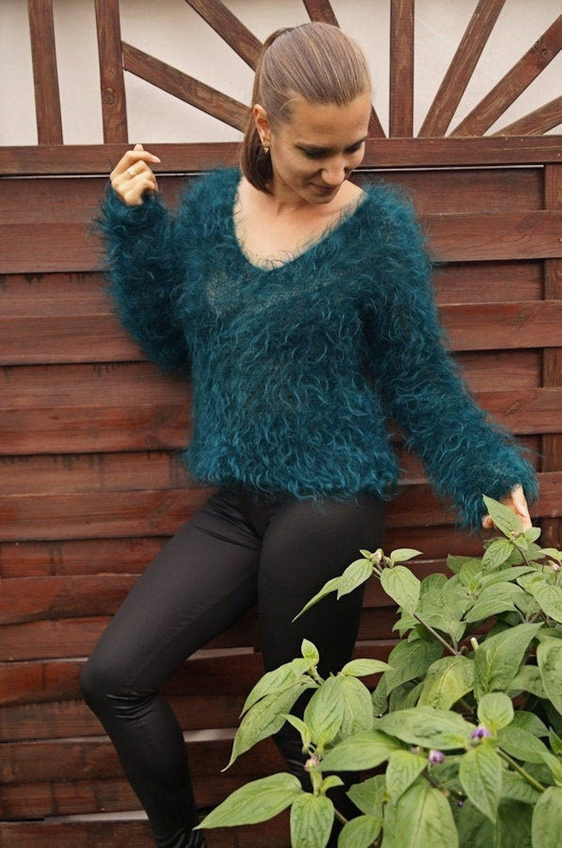 Mohair sweater image 0