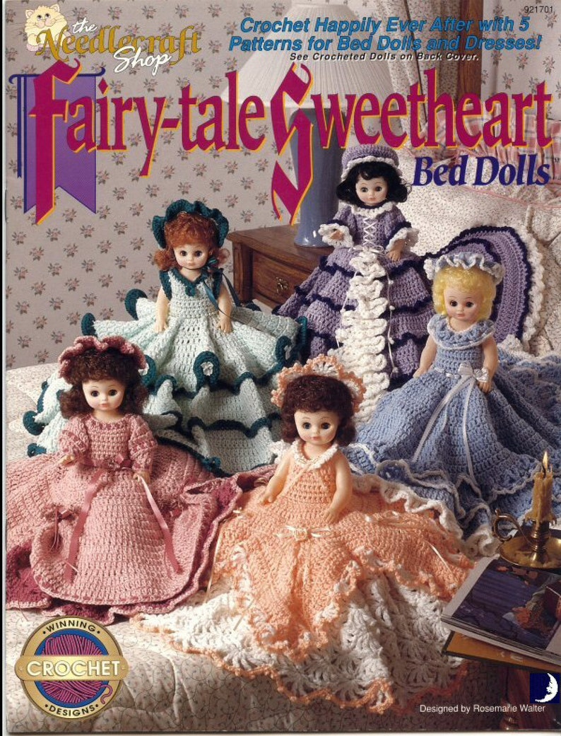 Preview My Crochet Doll Book: With 50 Cute Crochet Doll Clothes ... | 1041x794