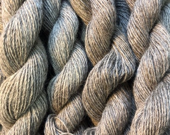 Lincoln Longwool 3 Ply Yarn