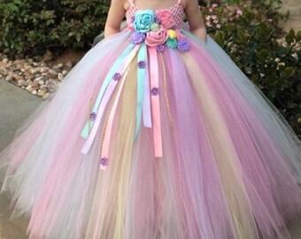 7afa40d372034 Pink unicorn costume | Etsy
