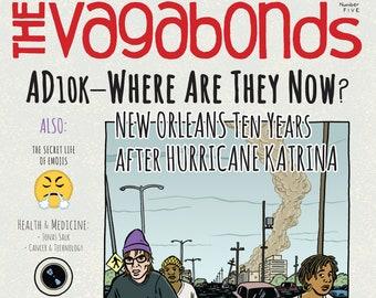 The Vagabonds #5 by Josh Neufeld