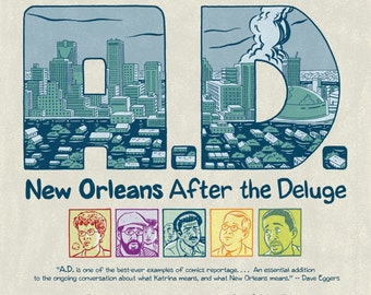 A.D.: New Orleans After the Deluge paperback