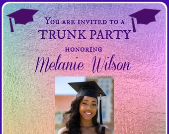 College Trunk Party