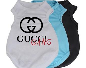 82b79a37afb Gucci Gang Dog Tank