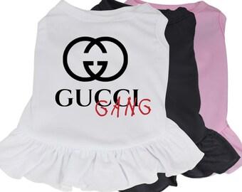 0fb95d9c9fd Gucci Gang Dog Dress