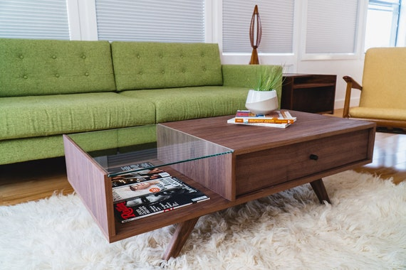 Prime Mid Century Coffee Table Walnut Coffee Table Modern Coffee Table Mid Century Modern Coffee Table Coffee Table Danish Modern Home Interior And Landscaping Mentranervesignezvosmurscom