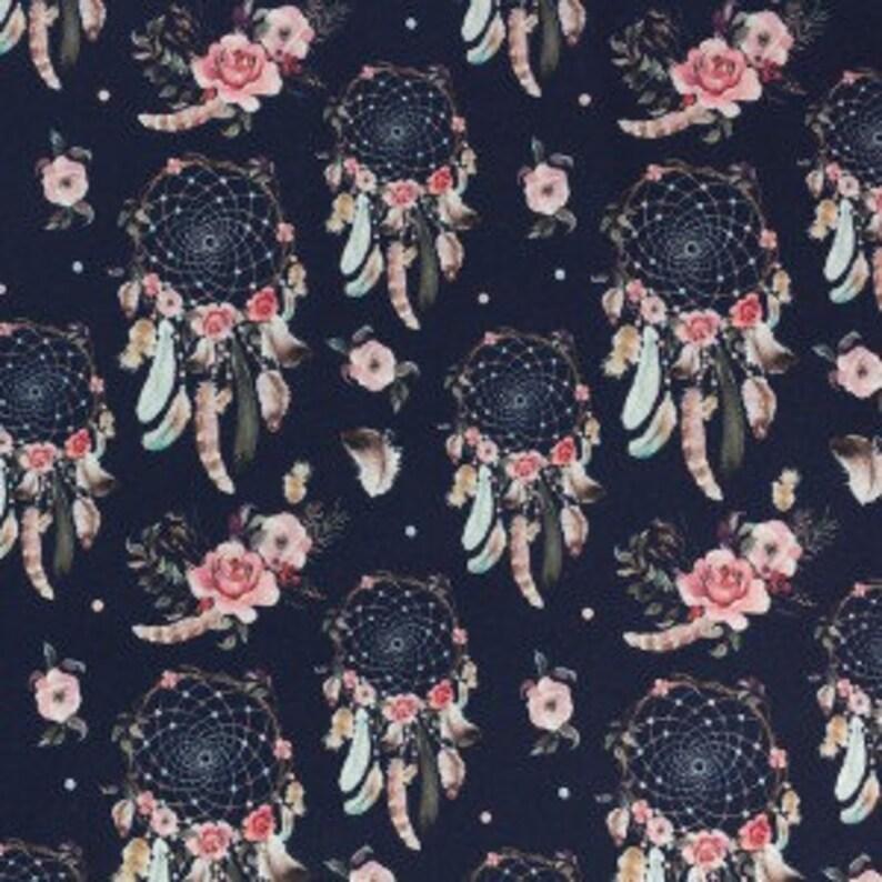 Cloth For Baby Premium Textile Dream Catcher Boho Cotton Fabric The Highest Quality Nursery Fabric