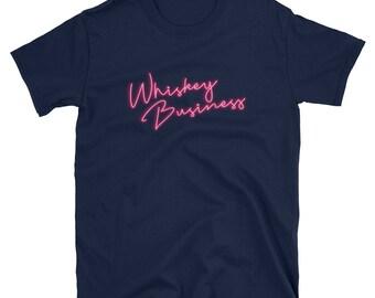 Whiskey Business 2.0 Short-Sleeve Unisex T-Shirt