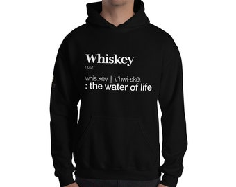 Whiskey Definition Hoodie