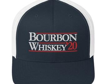 Bourbon '20 Trucker Cap