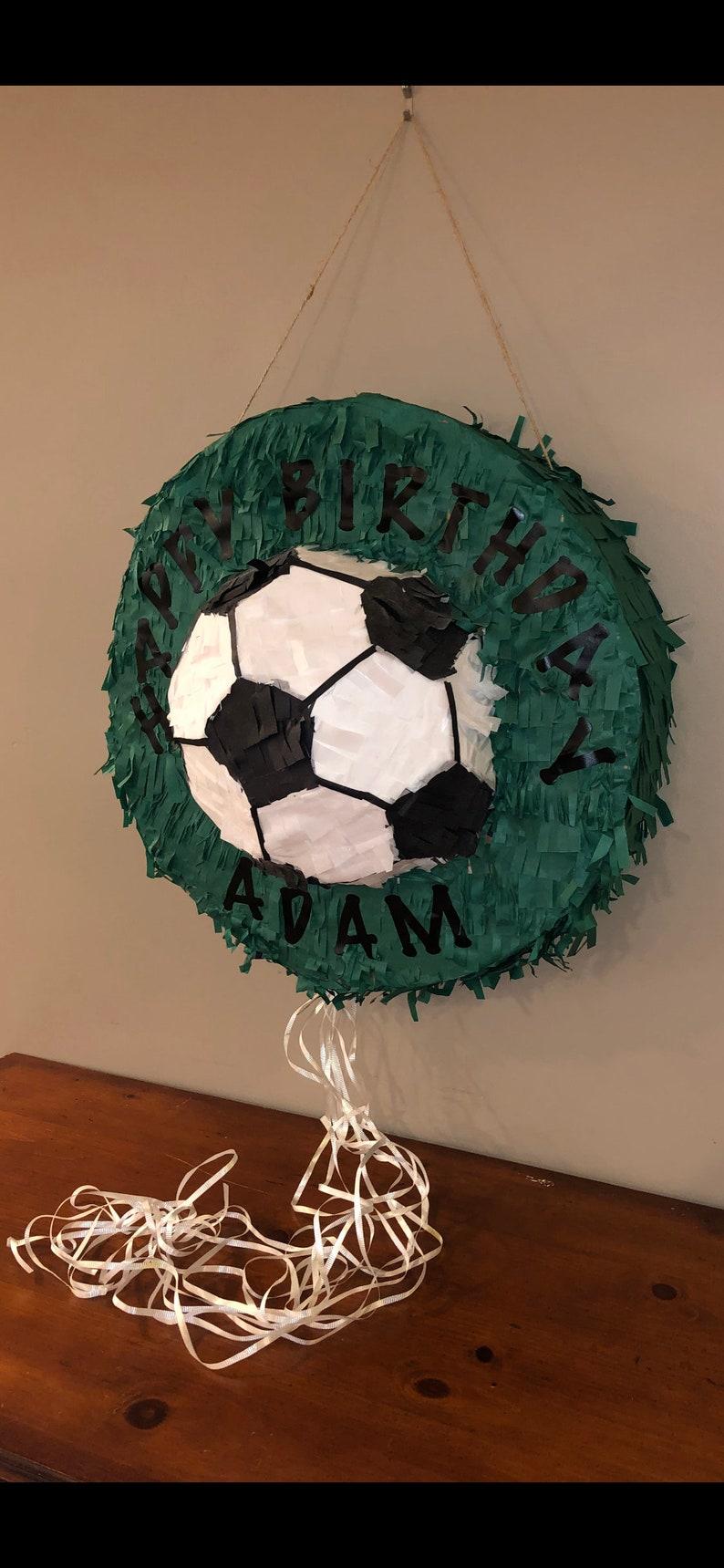 Soccer Pi\u00f1ata 20\u201d Tall!
