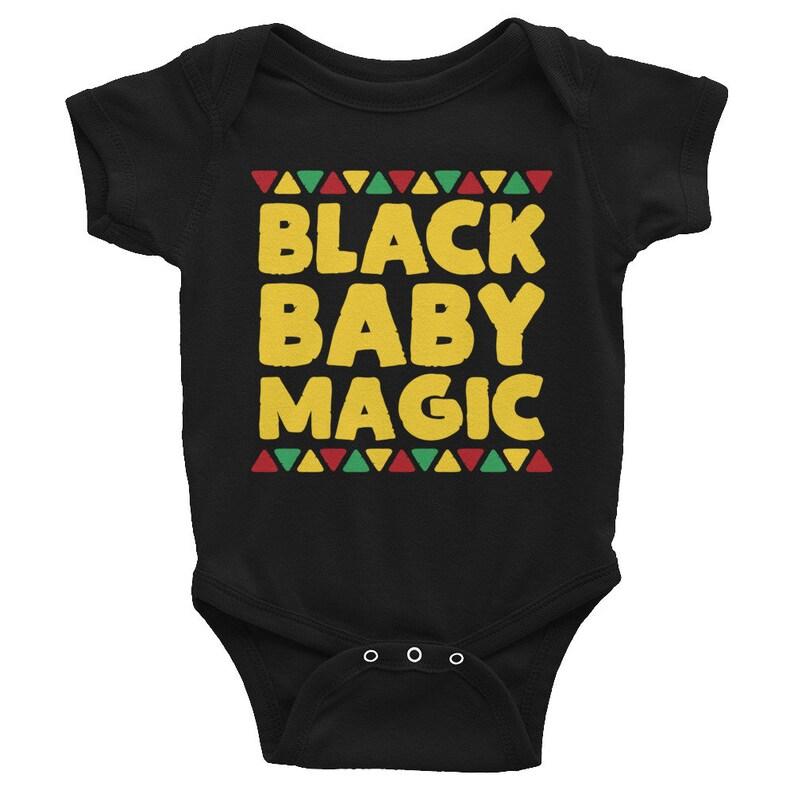 Black Pride Infant One Piece Black Babies Matter Infant Bodysuit