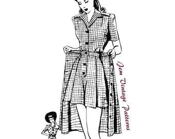 0b839d41 1940s shorts pattern | Etsy