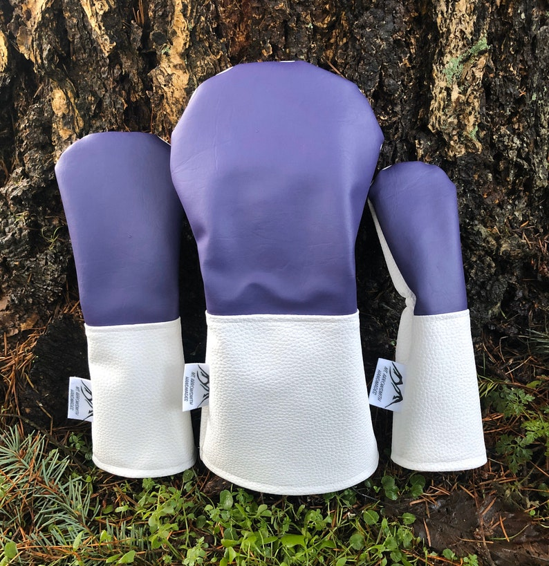 Leather Golf Headcovers The Double Double image 0