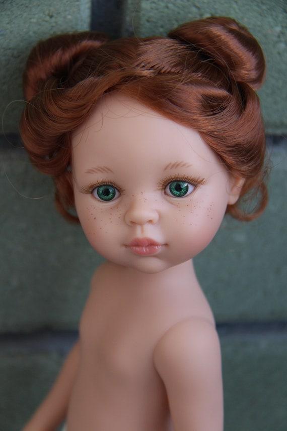 "Paola Reina doll ~Las Amigas~CHRISTIE~13.5/""~34cm~body 2018~icukla"
