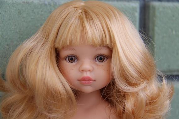 """Paola Reina DOLL 13.5/"""" doll body 2018 MALI 34cm,NEW Las Amigas"""