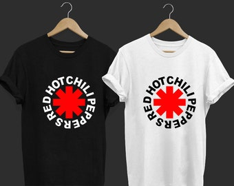 f478929271aa8 Red Hot Chili Peppers - Red Hot Chili Peppers Band - RHCP - Band T Shirt -  Tops and Tees - Unisex Adult Clothing - Hypebeast - Streetwear