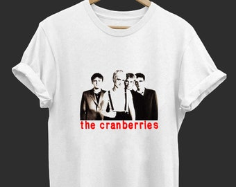 1bf5cb9cf The Cranberries - The Cranberries Band - Band T Shirt - Tops and Tees -  Unisex Adult Clothing - Hypebeast - Streetwear