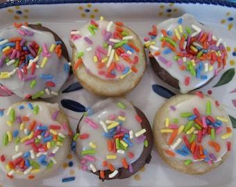 Mini Donut, Gluten Free, Party Food, Egg Free, School Safe, Halloween Treat, Catering, Dairy Free, Vegan, Nut Free, Kids Birthday, Christmas