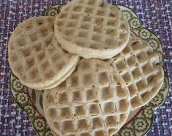 AIP Paleo, Waffle, Gluten Free ,Vegan, Grain Free, No Sugar, Egg Free, Dairy Free, Cassava, Wellness Breakfast, Autoimmune Protocol, Diet