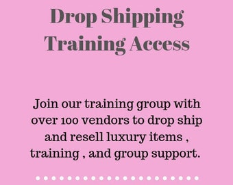 Drop shipping | Etsy
