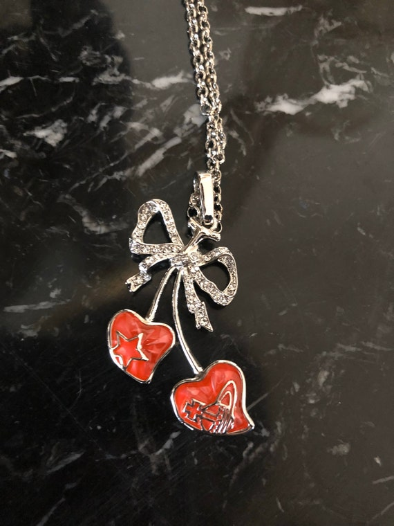 Vivienne Westwood Cherry Necklace