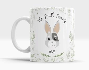 Forest Animal Mug - Rabbit - 10oz