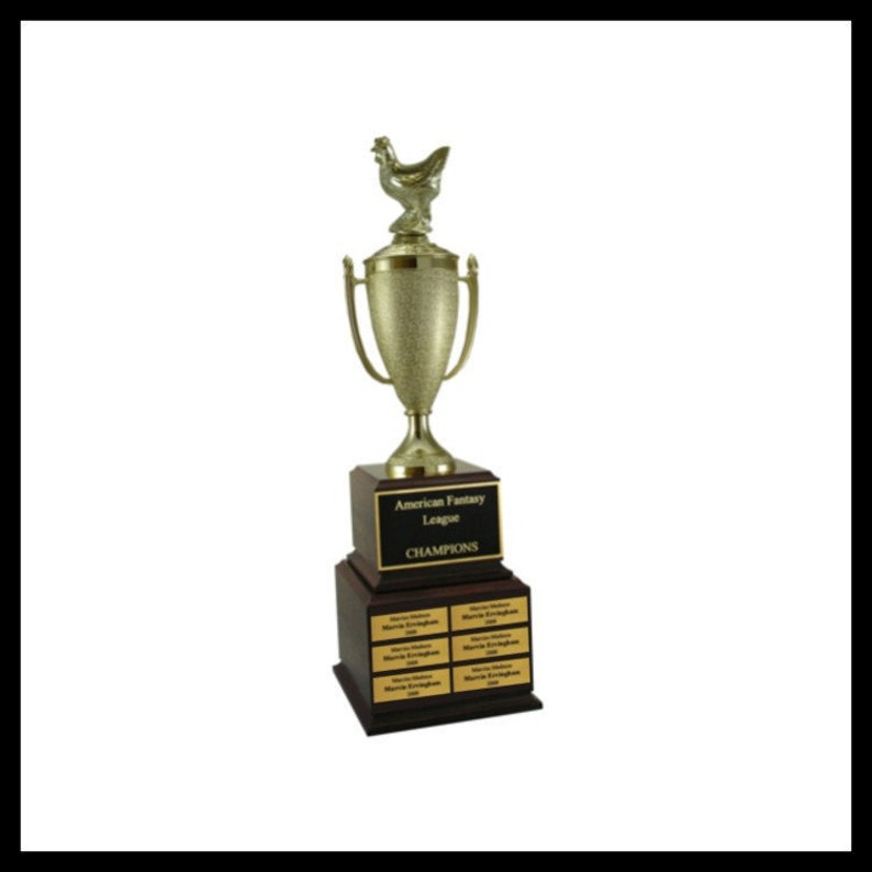 BBQ 800 Chicken Trophy,Chicken Trophy,Chicken Winner,1st Place Chicken,Best Chicken Trophy,Chicken Trophy,Chicken,Champion Chicken