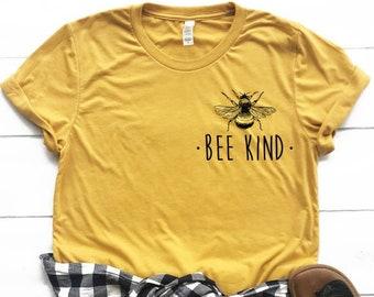 b4e17170ed1 Bee Kind Shirt