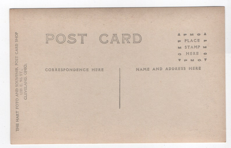 Handsome Man Antique Photo Post Card Real Picture Post Card  F