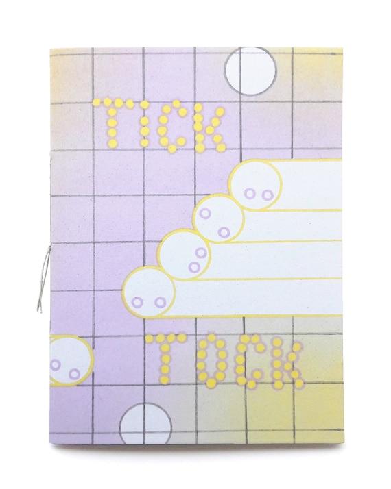 Ko Zine: Tick Tock, by Chloé Pérès-Labourdette