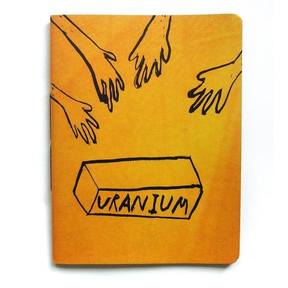 Art Prison: Grab The Uranium, by Craig Atkinson