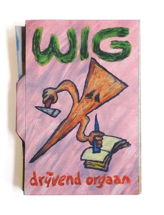 Wig, by Jan Dirk de Wilde