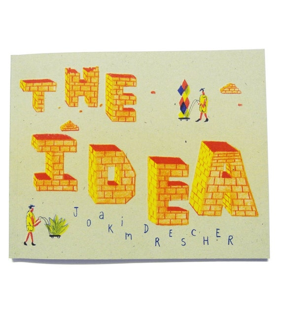 The Idea, by Joakim Drescher