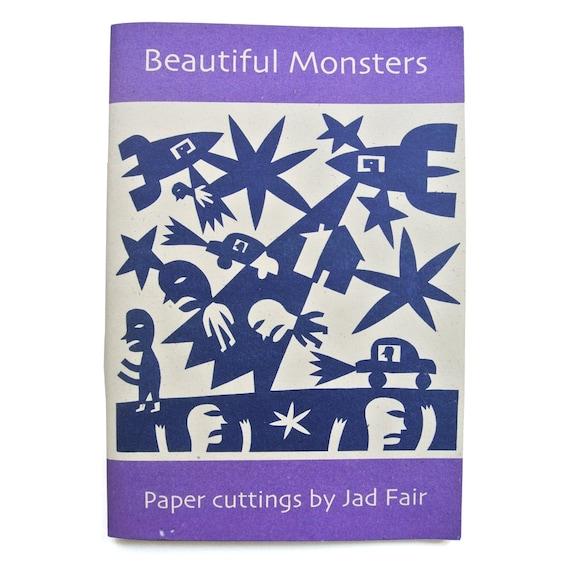 Beautiful Monsters by Jad Fair