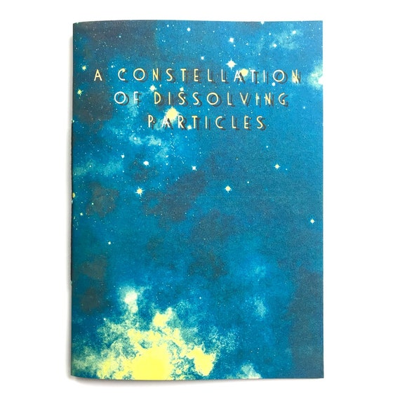 A Constellation Of Dissolving Particles, by Mirry Stolzenberg & Philippe Mateus