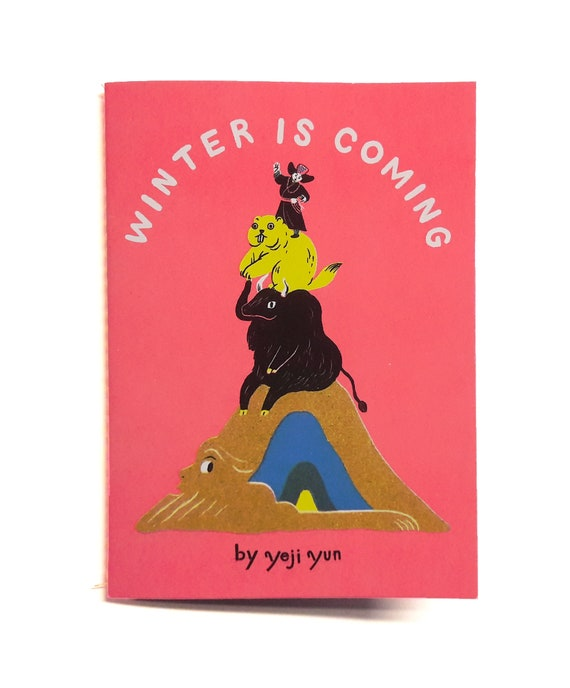 Winter Is Coming, by Yeji Yun