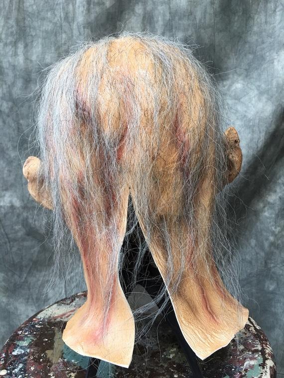 Crypt Keeper Full Head Mask